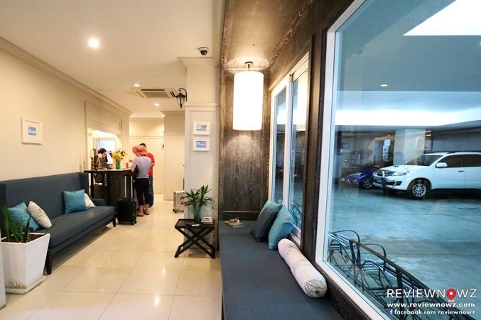 Manathai Hua Hin Lobby