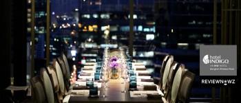 ชมโปรโมชั่นและเมนูใหม่ล่าสุดก่อนใครที่จะพาความอร่อยมาพร้อมกับสวยงามและท้าทายที่ Char Bangkok, Hotel Indigo