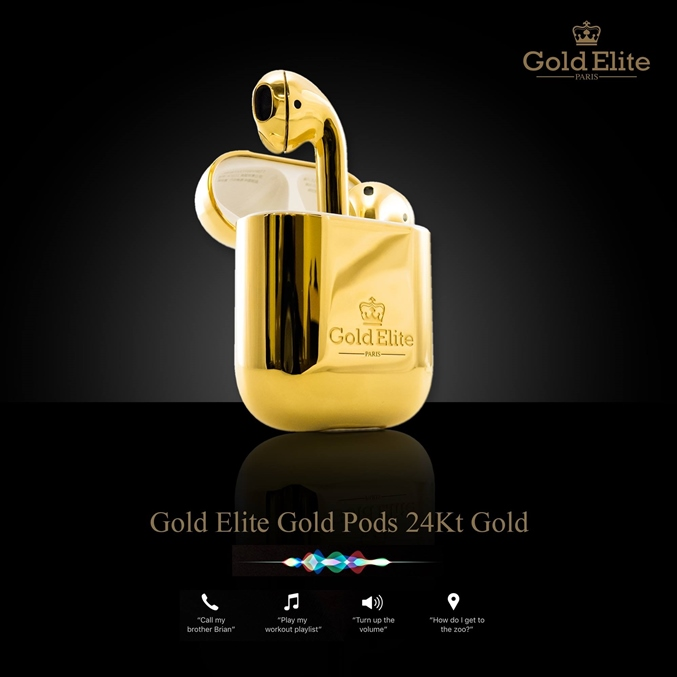 Gold Elite Pod