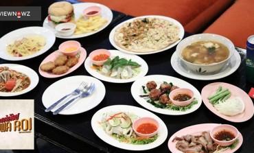 จัดมาแรงๆกับทานไม่อั้น 111 เมนู ราคา 289 NET ใจกลางสุขุมวิทที่ร้าน Noi Kwa Roi