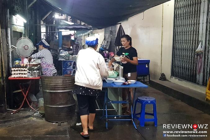 Guay Tiew Kua Gai Suanmali