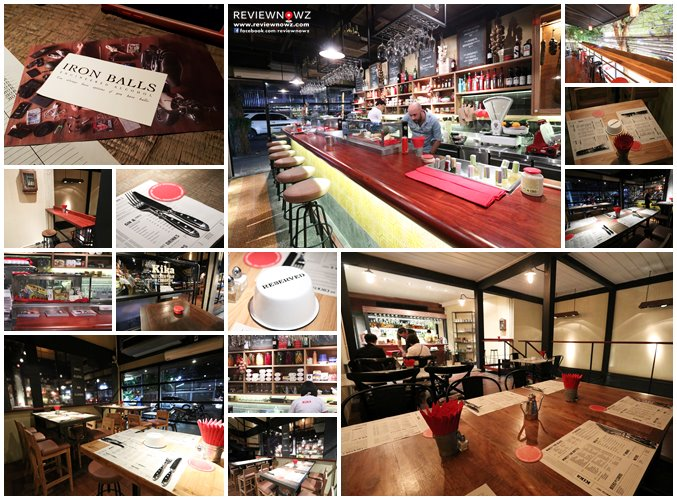 KIKA Kitchen and Bar Bangkok opening day