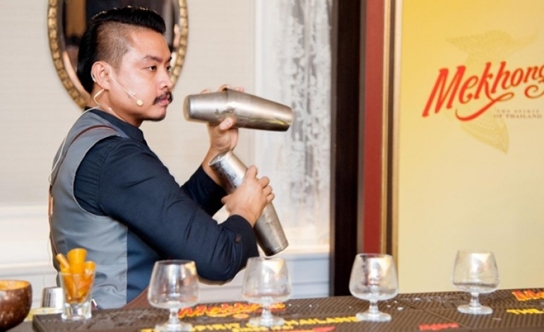 พบกับ 2 สุดยอดค็อกเทลที่จะนำไปเสริฟ์ในงาน MICHELIN Guide Bangkok 2018 Award Ceremony & Gala Dinner