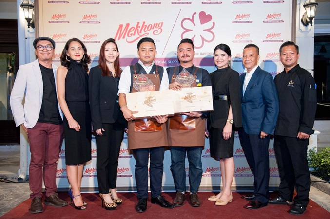 Mekhong Thai Spirit Cocktails 2017 Winners