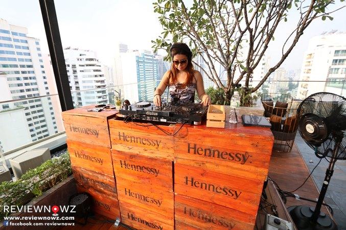 Sky on 20 Rooftop Event - DJ