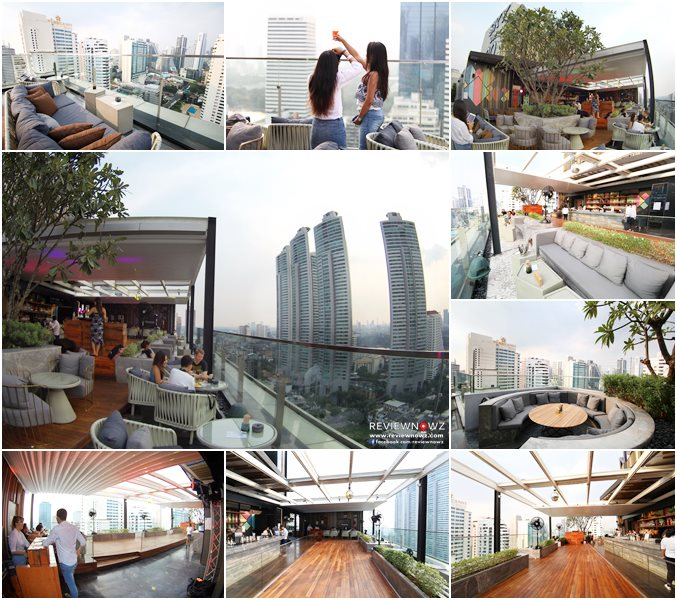 Sky on 20 Rooftop Event