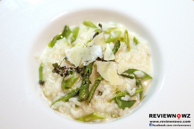 Olive Oil Risotto