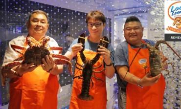 มื้อนี้เกินครึ่งแสน! กับอภิมหาซีฟู้ดเป็นๆขนาดจัมโบ้ที่ Louis Leeman Seafood สุขุมวิท 39