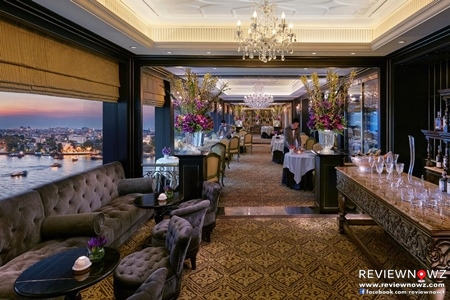 Michelin Guide Bangkok 2018 LE NORMANDIE 2