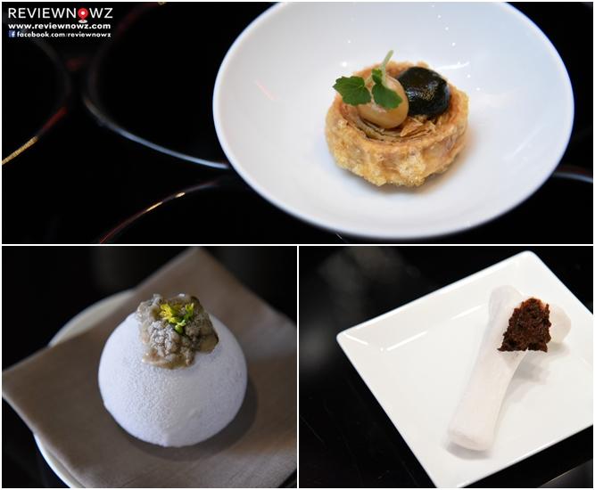 Mugaritz masterclass - Food
