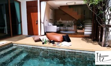 Pool Villa พรีเมี่ยมส่วนตัวทั้งหลัง 3 ห้องนอนฟังก์ชันล้นราคาไม่ถึงหมื่นเฉพาะรีวิวนี้ที่ Itz Time Huahin