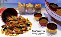 งานกุ้งถังระดับโรงแรมก็มากับโปร. Sea to Table ที่ Seasonal Tastes, Westin Grande Sukhumvit