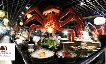 Cut More Crab สวรรค์ของคนรักปูทานได้ไม่จำกัดเวลาพร้อมราคาพิเศษรวมดื่มไม่ถึงพันที่ Dee Lite, DoubleTree by Hilton Sukhumvit