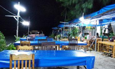 นั่งชายหาดกินดื่มชมวิวทะเลในราคาน่าคบที่ร้าน น้องคิม ซีฟู๊ด หัวหิน