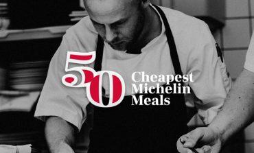 รวม 50 รายชื่อร้านอาหารระดับ Michelin Star ที่ถูกที่สุดในโลก