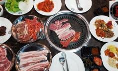 โปร. 299 บุฟเฟ่ต์เกาหลีน้องใหม่อาหารเพียบเกินราคาของ Koreatown ที่ Viking BBQ Korean Buffet