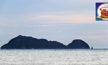 นั่งกินติดหาดในบรรยากาศท้องถิ่นบนเกาะพะงันที่ Happiness Restaurant  สุราษฎร์ธานี