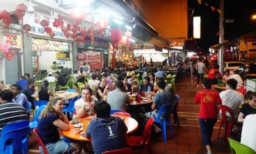 38 ปีกับขวัญใจร้านอาหารจีนท้องถิ่นขายยันเช้าที่ Sin Hoi Sai Eating House @ Singapore