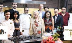 ต้อนรับปีใหม่ 2562 อาหารไทยมื้อพิเศษกับท่านทูตออสเตรียที่ Bangkok Cooking Studio