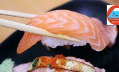 ถูกไปไหน! ซูชิเริ่มต้นที่ 9 บาท กับร้านคุณภาพอร่อยดูดีที่ Fujisan Cafe ตลาดบางใหญ่
