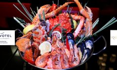 Festive Seafood Buffet ถล่มซีฟู้ดไม่อั้น 4½ ชม. ราคาไม่ถึงพันที่ The Square, Novotel Bangkok on Siam Square