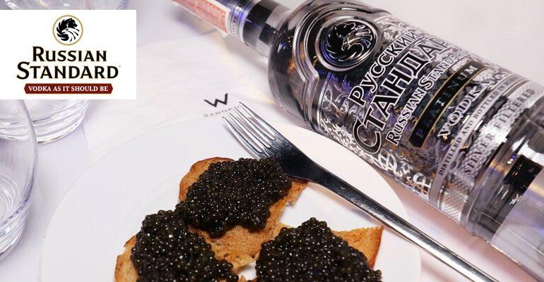 ทาน Caviar กับ Russian Standard Vodka คือสุด! ในงานเปิดตัววอดก้ารัสเซียระดับพรีเมียมที่แรกในเอเชีย