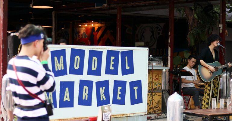 ที่สังสรรค์สุดฮิปแห่งใหม่ในย่านทองหล่อที่ Model Market Bangkok Sukhumvit 53