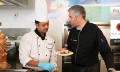 ทานไม่อั้นกับหลากหลายเมนูอาหารกรีซและนานาชาติที่ The World @ Centara at CentralWorld