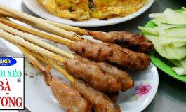 ชิมขนมเบื้องญวนและแหนมเนืองเจ้าดังที่สุดของดานังกับร้าน Bánh Xèo Bà Dưỡng @ Da Nang, Vietnam