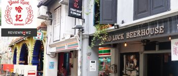เอาใจคอคราฟ์เบียร์ใน Haji Lane ย่านท่องเที่ยวชื่อดังที่ร้าน Good Luck Beerhouse @ Singapore