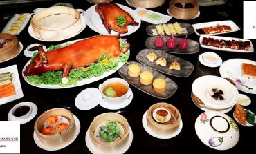 ใหม่ล่าสุด! กับเมนูติ่มซำและบาร์บีคิวสไตล์จีนโดย 3 เชฟจากแดนมังกรที่ Pagoda @ Bangkok Marriott Marquis Queen's Park