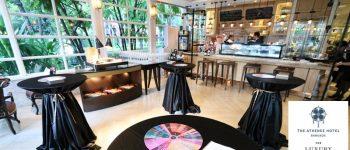 เดือนละครั้งเท่านั้น! ดื่มไวน์พร้อมอาหารไม่อั้น 2 ชั่วโมงในราคาไม่ถึงพันสองกับงาน Wine Journey @ The Athenee Hotel