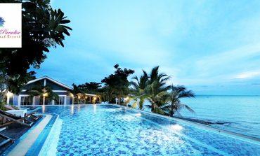รีสอร์ทติดทะเลน้องใหม่น่ารักสดใสที่มาในแบบพอดิบพอดีที่ Pattaya Paradise Beach Resort
