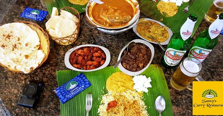 60 ปีของความอร่อยสไตล์อินเดียที่ไม่ควรพลาดที่ Samy's Curry Restaurant @ Singapore