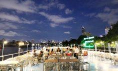 ล่องเรือดินเนอร์ ทานอาหาร ฟังเพลง ชมวิวแม่น้ำเจ้าพระยาที่ Yok Yor Marina ท่าดินแดง