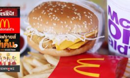 ชิมเมนูพิเศษใหม่ล่าสุด Katsu Cheese Burger & Salted Egg Shake Fries จาก McDonald's