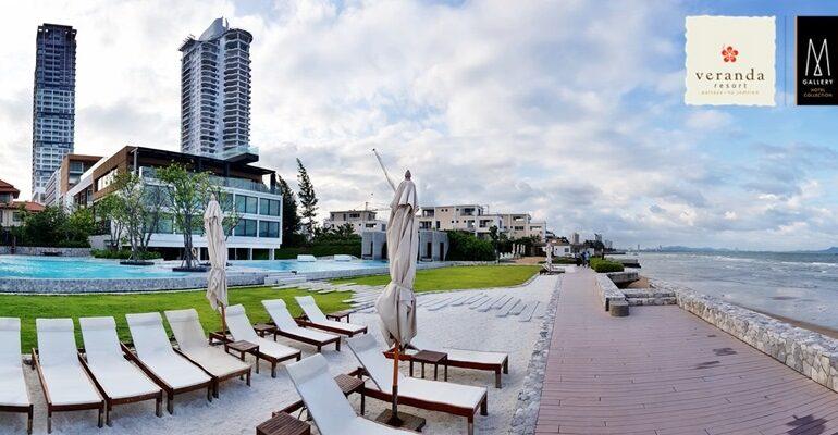 รีสอร์ตสวยๆดูดีมีระดับติดทะเลพัทยาที่ Veranda Resort Pattaya กับห้อง SEA BREEZE สุดฟิน