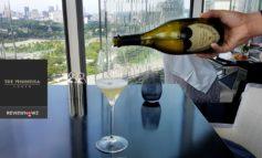ดื่มไม่อั้น Dom Pérignon ชมวิวพระราชวังญี่ปุ่นสุดอลังการพร้อมอาหารชุดที่ Peter @ The Peninsula Tokyo, Japan