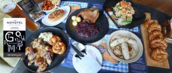 ดื่มไม่อั้นเบียร์สด Maisel's Weisse & Kona Big Wave ฉลองเทศกาล Oktoberfest ที่ Gourmet Bar, Novotel on Siam Square