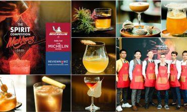 Mekhong The Spirit Competition 2020 ค้นหาค็อกเทลสูตรพิเศษเพื่อเสริฟ์ในงาน Michelin Star Revelation 2020 Gala Dinner