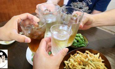 All You can Drink ดื่มไม่อั้น 3 ชั่วโมงแถวฟูจิที่ Izakaya Orecchi, Yamanashi, Japan