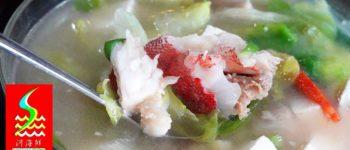 ร้านอาหารจีนแนวซีฟู้ดทานกันง่ายๆที่ Sungai Seafood @ Bali, Indonesia