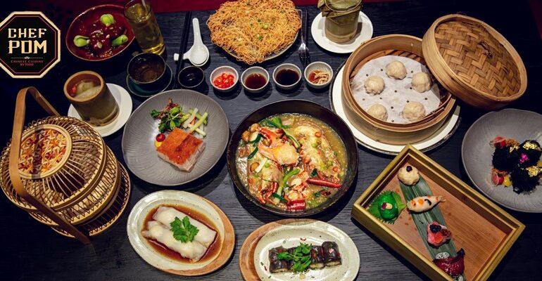 ร้านสวยมาก อาหารหน้าตาสวยงามผ่านรสมือเชฟป้อมระดับประเทศที่ Chef Pom Chinese Cuisine By TODD