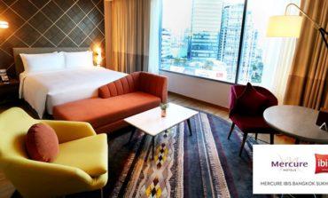 ชั่วโมงนี้แรงที่สุด! กับโรงแรมใหม่ล่าสุดของย่านสุขุมวิทที่ Mercure Ibis Bangkok Sukhumvit 24