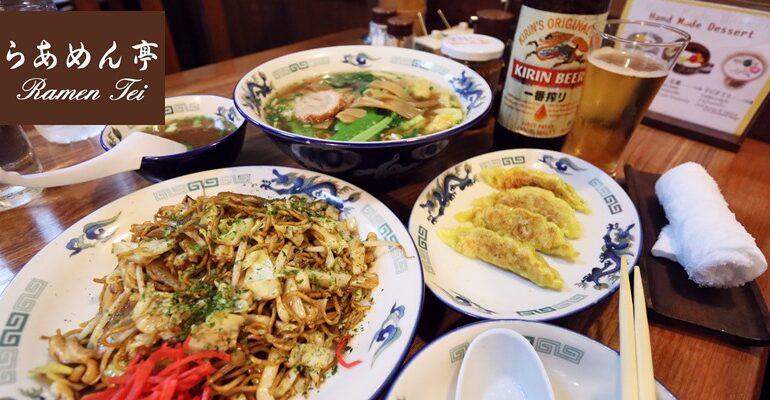 ชิมร้านอาหารญี่ปุ่นที่เปิดมาถึง 36 ปีกับร้าน Ramen Tei สาขาสุขุมวิท 33/1
