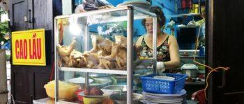 30 ปีกับร้านข้าวมันไก่เวียดนามเจ้าดังในฮอยอัน Cơm gà Nga @ Hội An Vietnam
