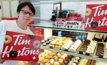 ใหม่ล่าสุด! Tim Hortons ร้านกาแฟและโดนัทชื่อดังจากแคนาดาที่ Samyan Mitrtown Bangkok