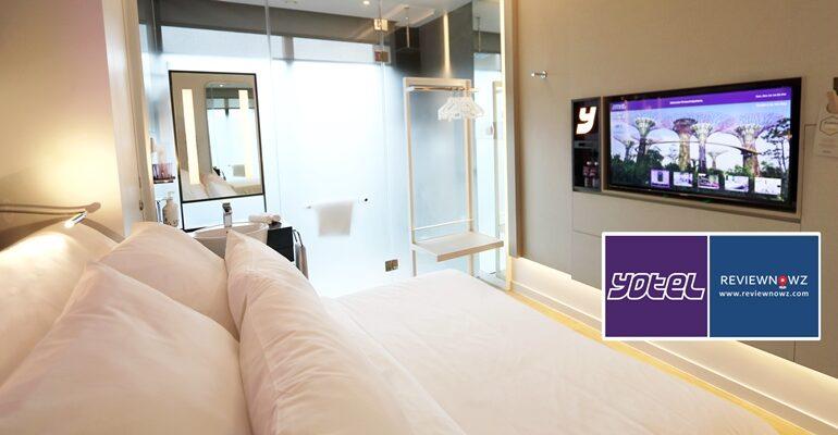 โรงแรมใจกลาง Orchard สวยงามทันสมัย ทำเลสุดยอด อุปกรณ์ครบ ที่ YOTEL Singapore