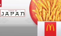 Teriyaki Spicy Chicken Burger, Onigiri Shake Fries, & Lychee Sakura เมนูพิเศษใหม่ล่าสุดจาก McDonald's