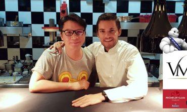 บินลัดฟ้าสู่สิงคโปร์ ชิมอาหารระดับ 1 Michelin Star โดยเชฟหนุ่มสุดหล่อที่ Vianney Massot @ Singapore